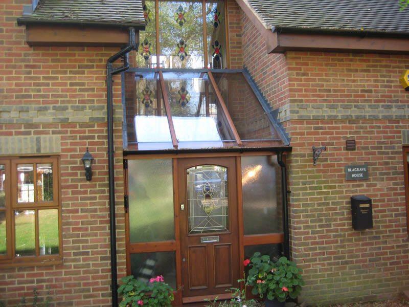 Feature Glazed Porch